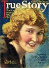 Cover For True Story Magazine v6 4