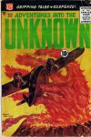 Cover For Adventures into the Unknown 112