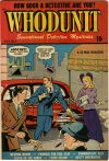 Cover For Whodunit 1