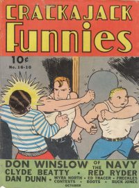 Large Thumbnail For Crackajack Funnies #16