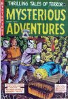 Cover For Mysterious Adventures 21