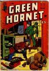 Cover For Green Hornet Comics 28