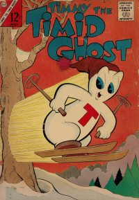 Large Thumbnail For Timmy the Timid Ghost #43