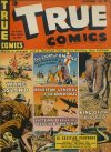 Cover For True Comics 18