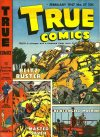 Cover For True Comics 57