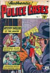 Cover For Authentic Police Cases 1