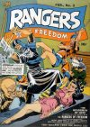 Cover For Rangers Comics 3