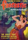 Cover For Fantastic Adventures v4 12