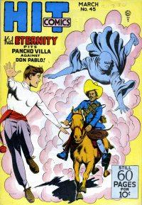 Large Thumbnail For Hit Comics #45