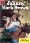 Cover For 0645 Johnny Mack Brown