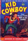 Cover For Kid Cowboy 3