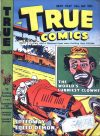 Cover For True Comics 60