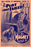 Cover For The Magnet 1642 The Plot that Failed!