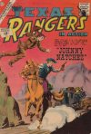 Cover For Texas Rangers in Action 36
