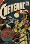 Cover For Cheyenne Kid 16
