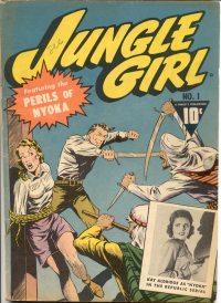 Large Thumbnail For Jungle Girl #1