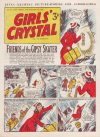 Cover For Girls' Crystal 964