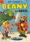 Cover For 0635 Beanie and Cecil