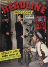 Cover For Headline Comics 42