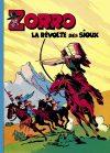 Cover For Zorro - La Revolte des Sioux