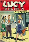 Cover For Lucy, The Real Gone Gal 4