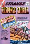 Cover For Strange Suspense Stories 66