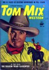 Cover For Tom Mix Western 33