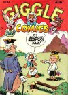 Cover For Giggle Comics 44