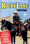 Cover For Rocky Lane Western 24
