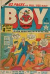 Cover For Boy Comics 54