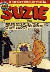 Cover For Suzie Comics 70