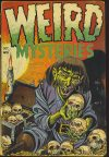 Cover For Weird Mysteries 7