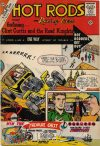 Cover For Hot Rods and Racing Cars 50
