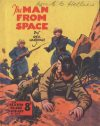 Cover For Sexton Blake Library S3 265 The Man from Space
