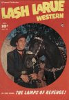 Cover For Lash Larue Western 22