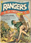 Cover For Rangers Comics 7