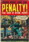 Cover For Crime Must Pay the Penalty 38