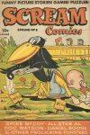 Cover For Scream Comics 3