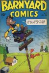 Cover For Barnyard Comics 17