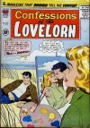 Cover For Confessions of the Lovelorn 89