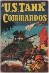 Cover For U.S. Tank Commandos 1