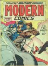 Cover For Modern Comics 57