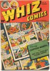 Cover For Whiz Comics 92