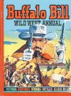 Cover For Buffalo Bill Wild West Annual 1951