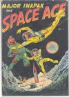 Cover For Major Inapak The Space Ace 1