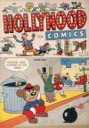 Cover For Hollywood Comics 1