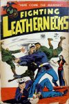Cover For Fighting Leathernecks 1