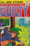 Cover For Justice Traps the Guilty 89