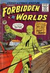 Cover For Forbidden Worlds 103