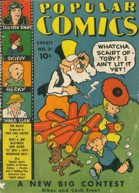 Large Thumbnail For Popular Comics #31
